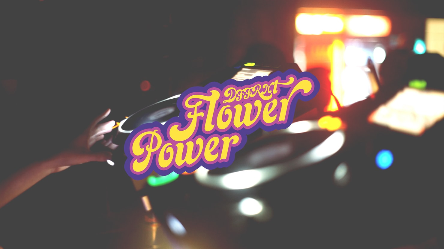Partyvideo Flower Power
